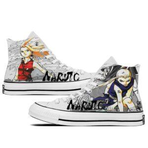 Chaussures Naruto Sakura x Ino