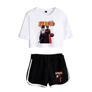 Pyjama Naruto et Sasuke