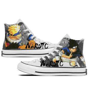 Chaussures Naruto et Sasuke