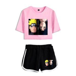 Pyjama Naruto Sasuke Rival