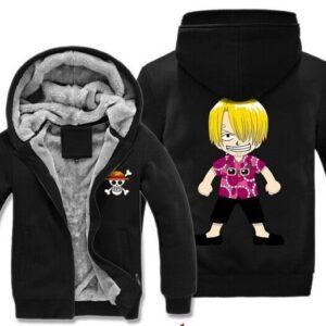 Veste One Piece Sanji Vinsmoke