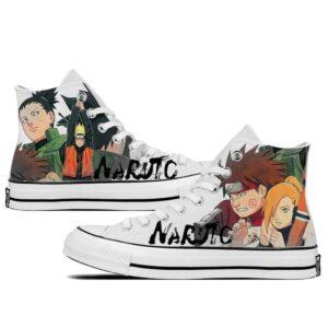 Chaussures Naruto Équipe 10