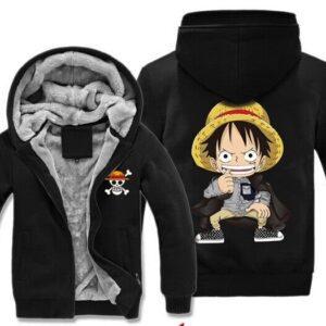Veste One Piece Monkey D. Ruffy