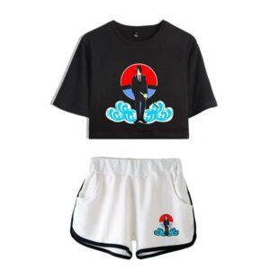 Pyjama Naruto Sasuke en Costard