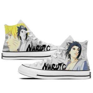 Chaussures Naruto et Sasuke Déserteur