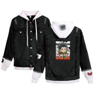 Veste Hunter X Hunter Gon Freecss Noir et Blanc
