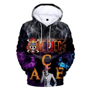Pull One Piece Gol D. Ace