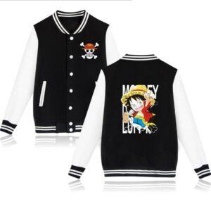 Veste One Piece Luffy Seigneur des Pirates