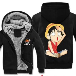 Veste One Piece Luffy au Chapeau de Paille