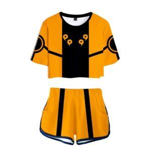 Pyjama Naruto Chakra Kyubi
