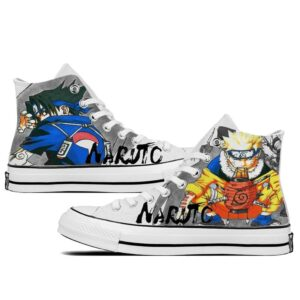 Chaussures Naruto Sasuke