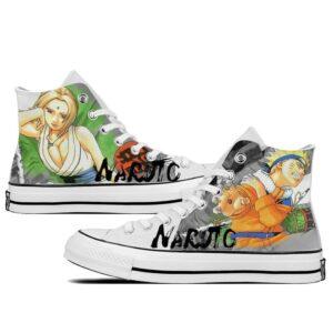 Chaussures Naruto x Hinata