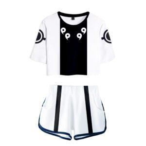 Pyjama Naruto Magatama Blanc
