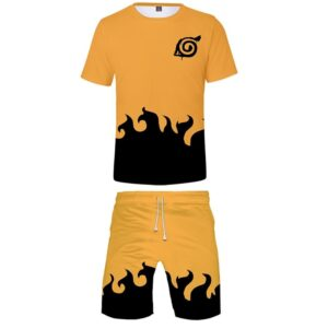 Pyjama Naruto Logo Konoha