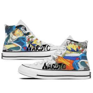 Chaussures Naruto x Neji