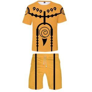 Pyjama Naruto Minato Chakra Kurama