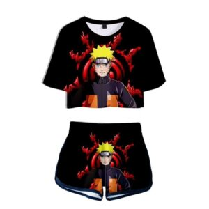 Pyjama Naruto Sceau des Quatre Symboles