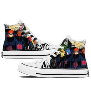 Chaussures Naruto Clan Akatsuki