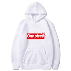 Pull One Piece Blanc