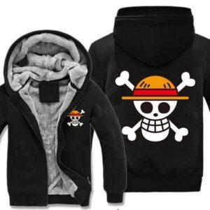 Veste One Piece Luffy Jolly Roger