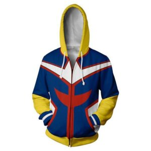 Pull My Hero Academia Tenue All Might