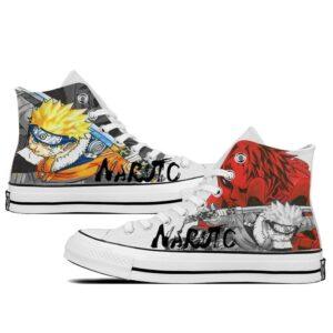 Chaussures Naruto Uzumaki