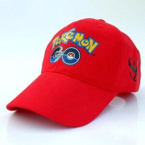 Casquette Pokémon Go Rouge