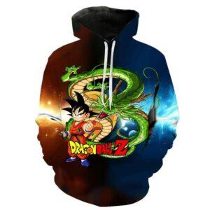 Pull Dragon Ball Goku x Shenron
