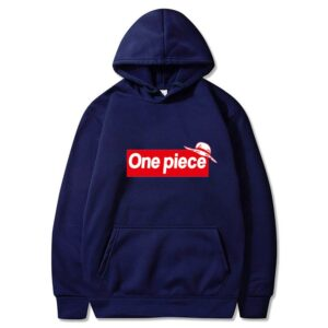 Pull One Piece Bleu Nuit