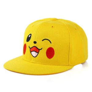 Casquette Pokémon Pikachu Clin d'Oeil