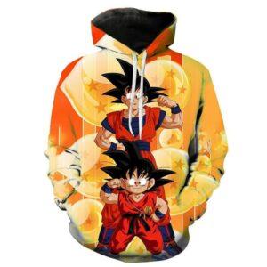 Pull Dragon Ball Goku Générations