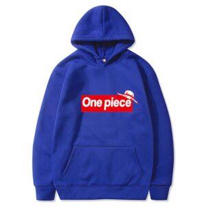 Pull One Piece Bleu