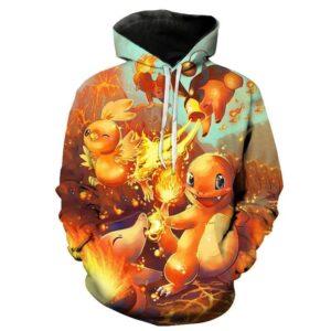 Pull Pokémon Feu
