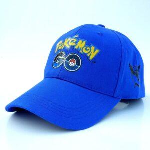 Casquette Pokémon Go Bleu
