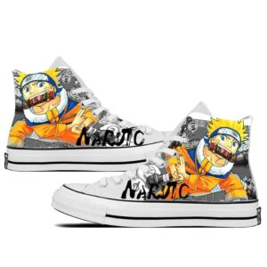 Chaussures Naruto Rouleau d'Invocation