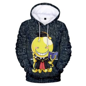 Pull Assassination Classroom Le Poulpe