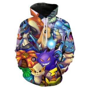 Pull Pokémon Équipe