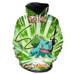 Pull Pokémon Bulbasaur