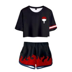 Pyjama Naruto Clan Uchiwa