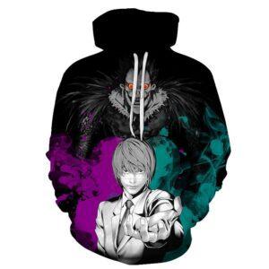 Pull Death Note Light x Ryuk
