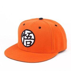 Casquette Dragon Ball Kanji Orange