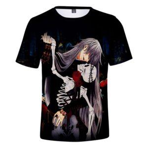 T-Shirt Black Butler Undertaker