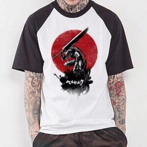 T-Shirt Berserk Armure