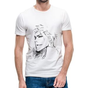 T-Shirt Bleach Aizen Sōsuke